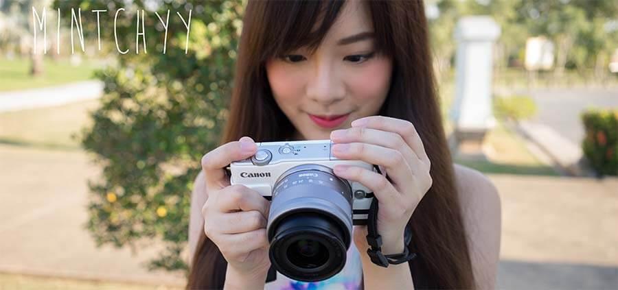 jual kamera Canon EOS M10 Kit 15-45mm White Garansi Distributor harga murah surabaya jakarta