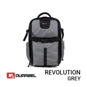 jual tas kamera Quarzel Revolution Grey harga murah surabaya jakarta