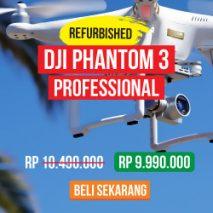 jual drone dji phantom 3 toko kamera online plazakamera surabaya dan jakarta
