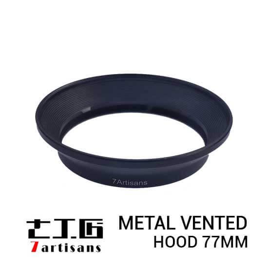 jual 7Artisans Metal Vented Hood 77mm harga murah surabaya jakarta