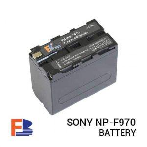 jual Baterai FB Sony NP-F970 harga murah surabaya jakarta