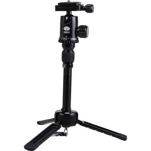 jual Sirui 3T-35K Black Table Top Tripod harga murah surabaya jakarta