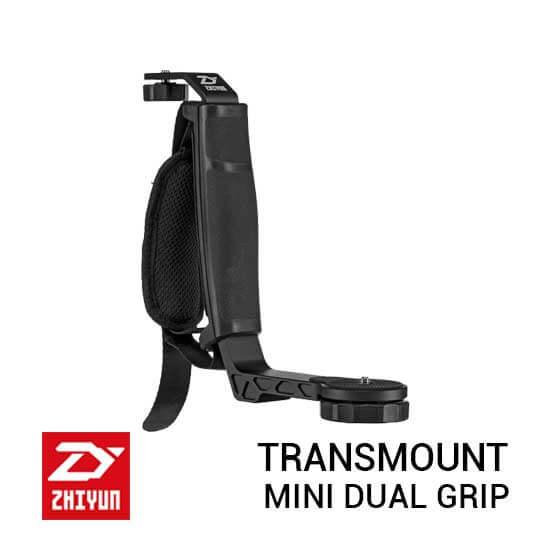 jual Zhiyun TransMount Mini Dual Grip Handle harga murah surabaya jakarta