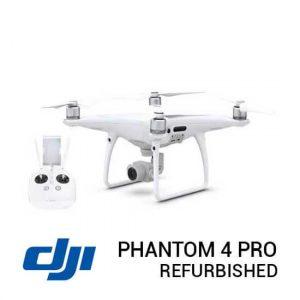 jual drone DJI Phantom 4 Pro Refurbished harga murah surabaya jakarta