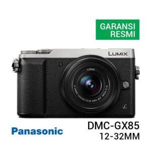 jual kamera Panasonic Lumix DMC-GX85 Kit 12-32mm Silver harga murah surabaya jakarta
