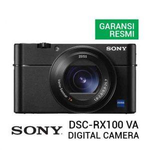 jual kamera Sony Cyber-shot DSC-RX100 VA harga murah surabaya jakarta
