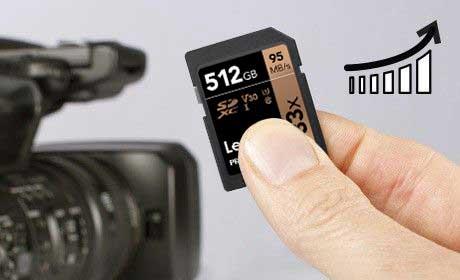 jual memory Lexar SDHC UHS-I 633x (95Mbps) 64GB harga murah surabaya jakarta
