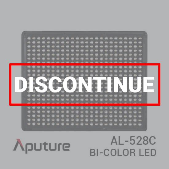 Jual Aputure Amaran AL-528C Bi-Color LED harga murah