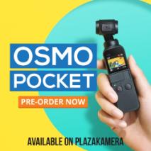 jual osmo pocket toko kamera online plazakamera surabaya dan jakarta