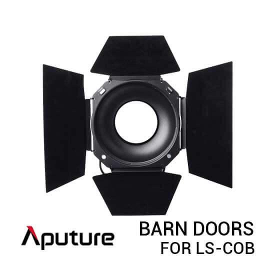 jual Aputure Barn Doors For Light Storm COB harga murah surabaya jakarta
