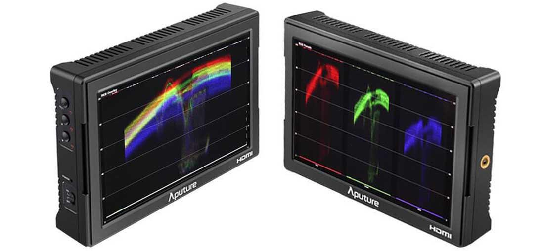 jual Aputure VS-5 V-Screen Monitor harga murah surabaya jakarta