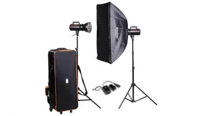 jual Godox GT300-E Gemini Series Studio Flash Kit harga murah surabaya jakarta