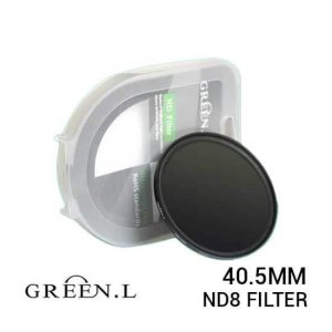 jual Green L Filter ND8 40.5mm harga murah surabaya jakarta