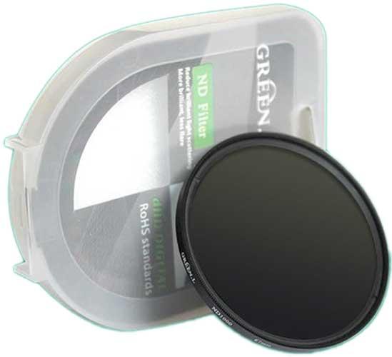 jual Green L Filter ND8 55mm harga murah surabaya jakarta