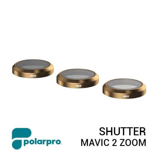 jual Polar Pro DJI Mavic 2 Zoom Cinema Series Shutter Collection harga murah surabaya jakarta