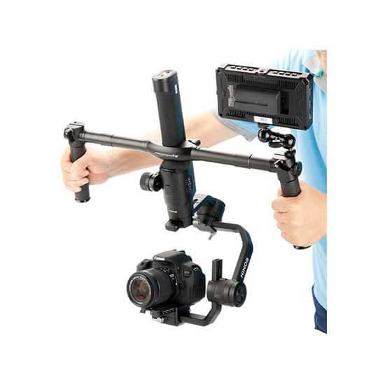 jual Ulanzi AgimbalGear DH-04 Dual-Handle Grip For DJI Ronin-S harga murah surabaya jakarta