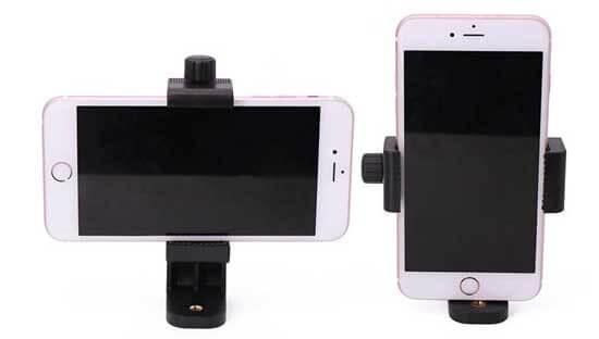 jual Ulanzi U-Mount 360 Degree Phone Tripod Mount harga murah surabaya jakarta