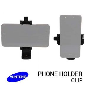 Yunteng Phone Holder Clip