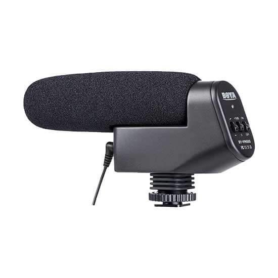 jual Boya BY-VM600 Shotgun Microphone harga murah surabaya jakarta