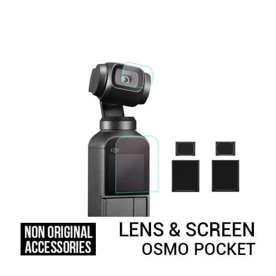 jual DJI Osmo Pocket Lens & Screen Protector - 3rd Party harga murah surabaya jakarta