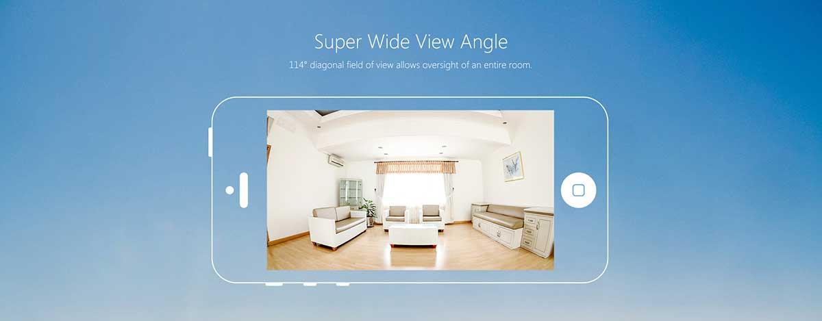 jual Dahua C22 1080P Wi-Fi Camera harga murah surabaya jakarta