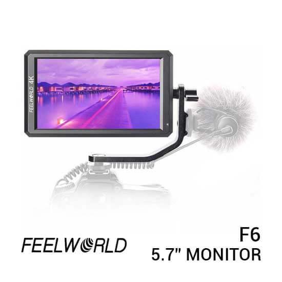 jual Feelworld F6 Full HD Monitor 5.7 Inch harga murah surabaya jakarta