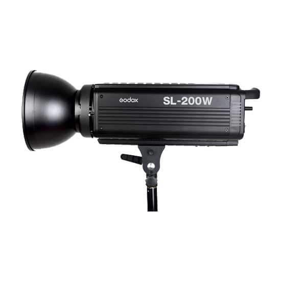 jual Godox SL-200W LED Video Light harga murah surabaya jakarta