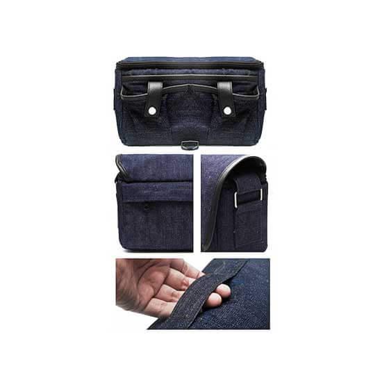 jual HONX HNX 002 Sling Bag Navy Black harga murah surabaya jakarta