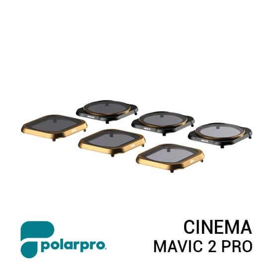 jual filter Polar Pro DJI Mavic 2 Pro Cinema Series 6-Pack Filter harga murah surabaya jakarta