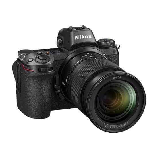 jual kamera mirrorless Nikon Z6 Kit Z 24-70mm F4 S harga murah surabaya jakarta