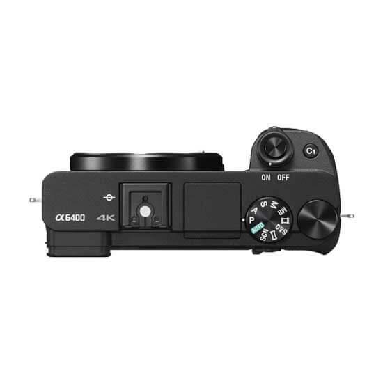 jual kamera mirrorless Sony A6400 Kit 16-50mm f/3.5-5.6 OSS harga murah surabaya jakarta