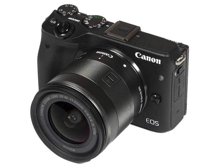 jual lensa Canon EF-M 11-22mm f/4-5.6 IS STM harga murah surabaya jakarta