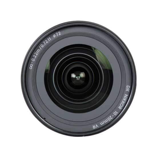 jual lensa Nikon AF-P DX NIKKOR 10-20mm f/4.5-5.6G VR harga murah surabaya jakarta