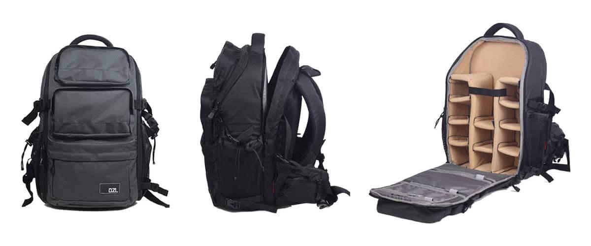 jual tas kamera Quarzel Kalimaya Black harga murah surabaya jakarta