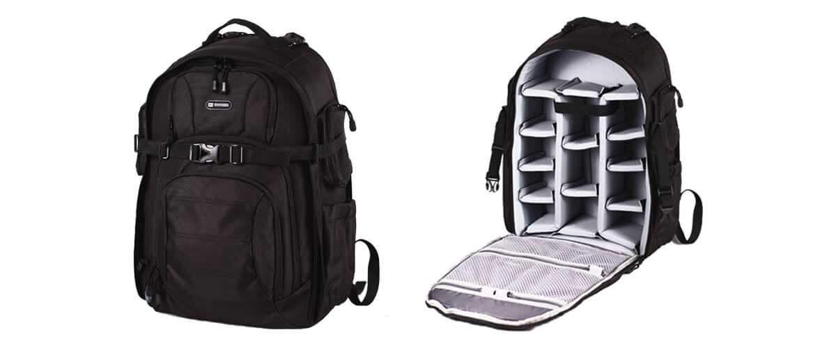 jual tas kamera Quarzel Wanderer Backpack harga murah surabaya jakarta