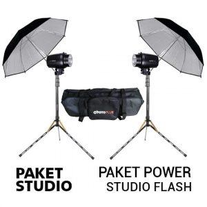 Jual Paket Power NiceFoto Studio Flash New Harga Murah dan Spesifikasi