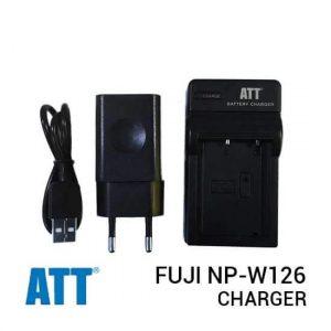 jual ATT Charger for Fuji NP-W126 harga murah surabaya jakarta