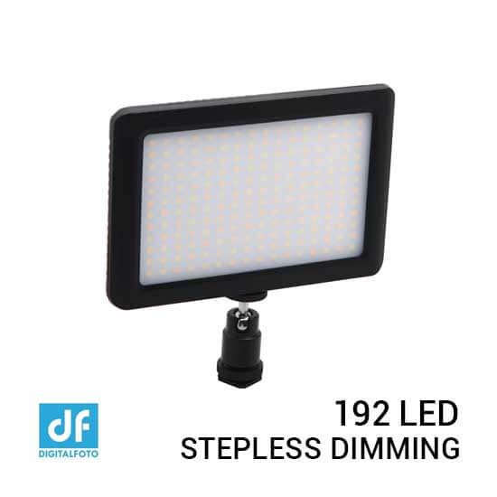 jual DigitalFoto 192 LED Dimming Stepless harga murah surabaya jakarta