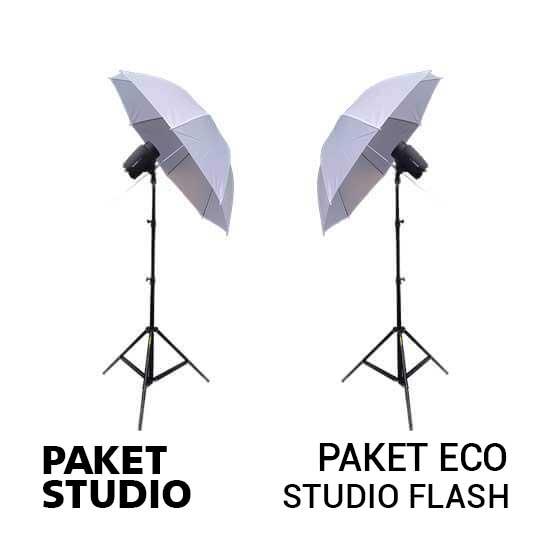 jual Paket Eco NiceFoto Studio Flash harga murah surabaya jakarta
