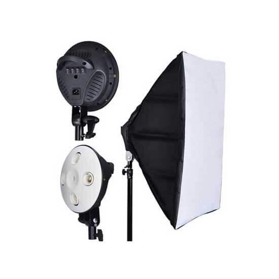 jual Paket Studio NiceFoto 4 Continuous Light harga murah surabaya jakarta