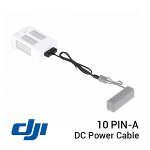 Jual DJI Osmo Battery (10 PIN-A) to DC Power Cable Harga Murah dan Spesifikasi