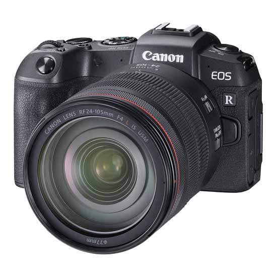 Canon Eos Rp Kit Rf 24 105mm Harga Terbaik Dan Spesifikasi