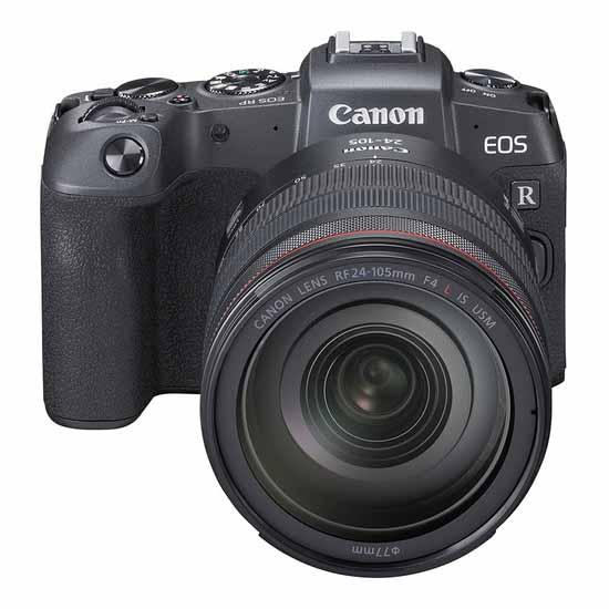 Jual Canon EOS RP Kit RF 24-105mm f4L IS USM Harga Terbaik dan Spesifikasi