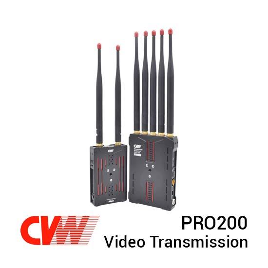 Jual CVW Wireless Video Transmitter Pro200 Harga Murah dan Spesifikasi