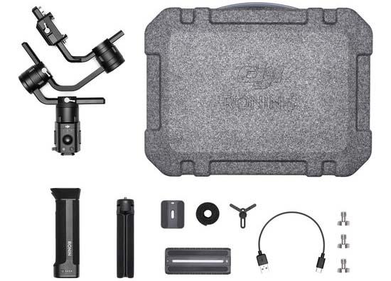 Jual DJI Ronin-S Essential Kit Harga Terbaik dan Spesifikasi