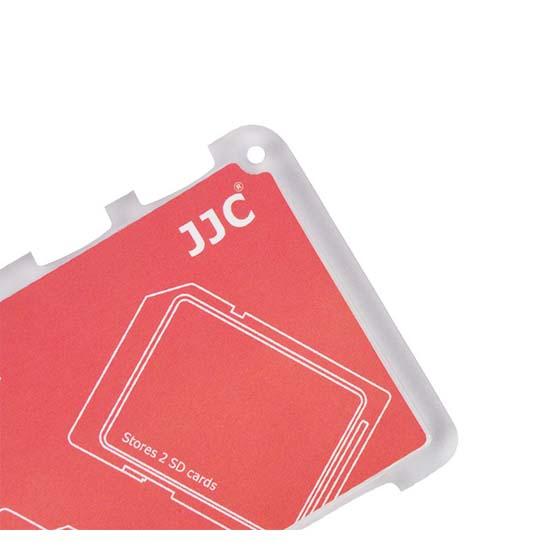 Jual JJC Memory Card Holder 2 SD + 4 Micro SD Harga Murah dan Spesifikasi