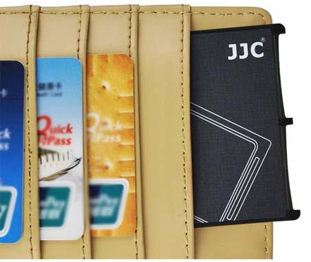 Jual JJC Memory Card Holder 4 SD Card Harga Murah dan Spesifikasi