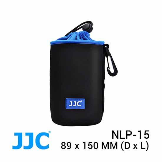 Jual JJC Neoprene Lens Pouch NLP-15 Harga Murah dan Spesifikasi