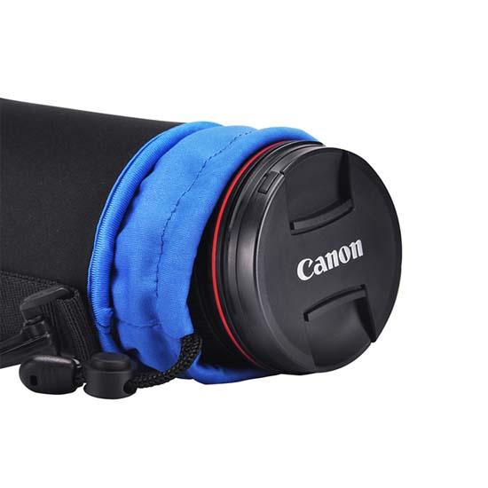 Jual JJC Neoprene Lens Pouch NLP-17 Harga Murah dan Spesifikasi