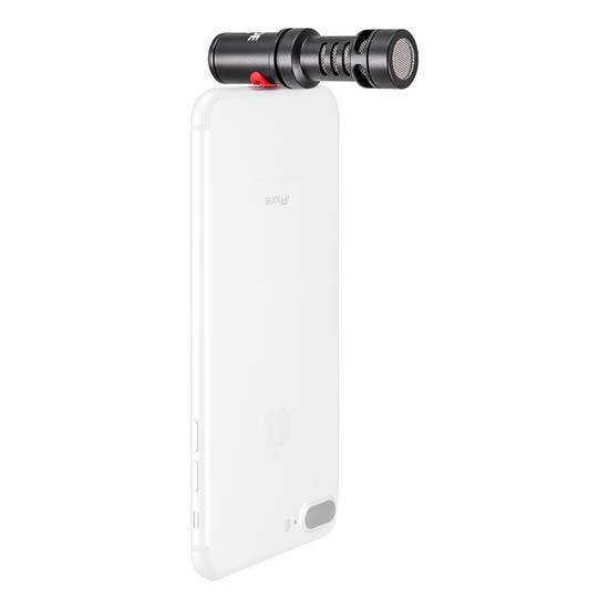 Jual Rode VideoMic Me-L Microphone Harga Murah & Spesifikasi for ios devices iphone ipad